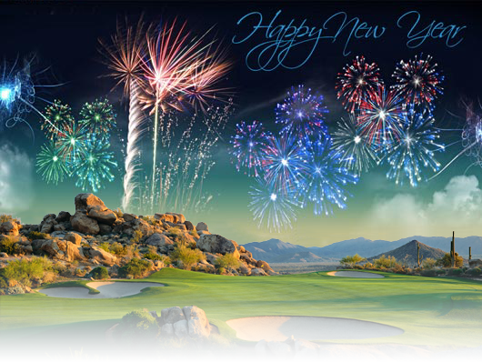 Happy New Year 2012 - Greetings from Karuka Computer